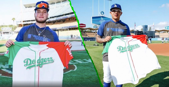 Los Dodgers imponen un nuevo récord en Grandes Ligas gracias a su jersey mexicano