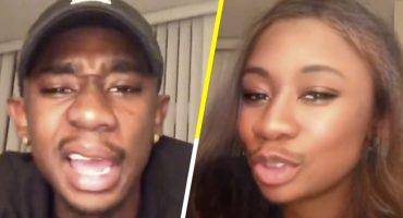 La gente está utilizando el filtro de Snapchat para cantar