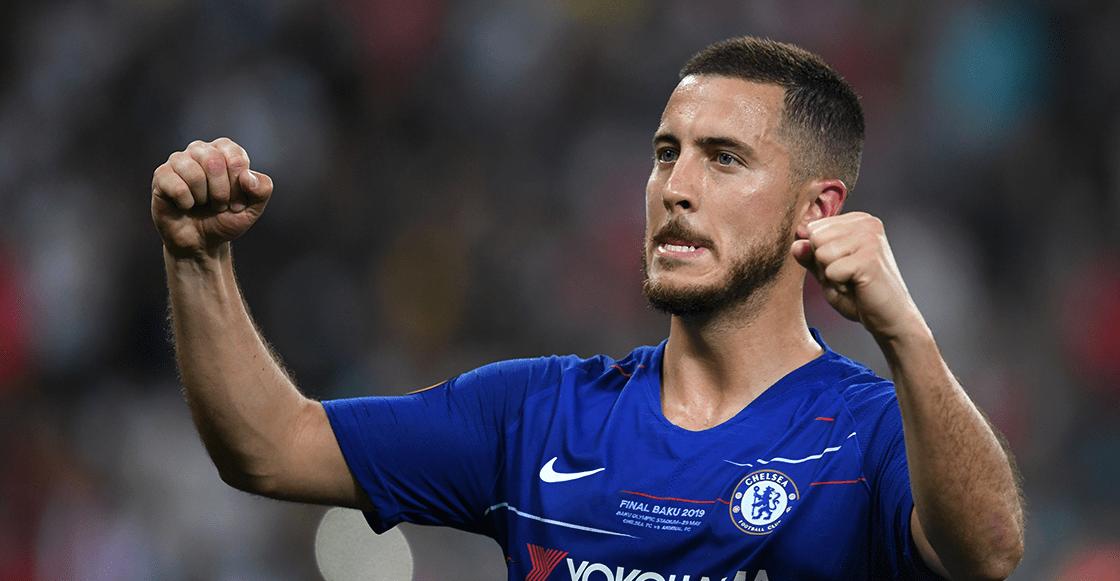 Hazard confirma su salida del Chelsea: