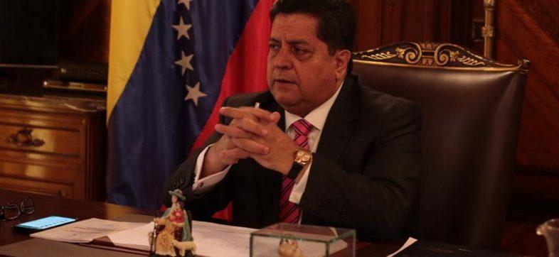 Édgar Zambrano, Asamblea Nacional