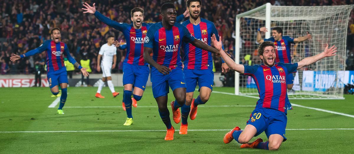 """Cavani sufrió insomnio por el 6-1 del Barcelona al PSG: """"Fueron días muy difíciles"""""""