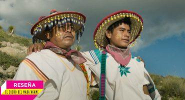 'El sueño del Mara'akame', una historia de amor sobre la cultura huichol