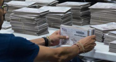 Comienza la elección de Puebla: el INE recibe los primeros votos del extranjero