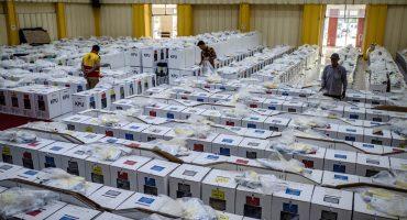 Más de 300 trabajadores murieron por cansancio tras participar en las elecciones de Indonesia