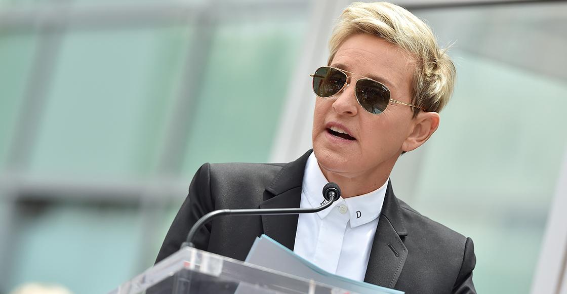 Ellen DeGeneres revela el abuso sexual de su padrastro