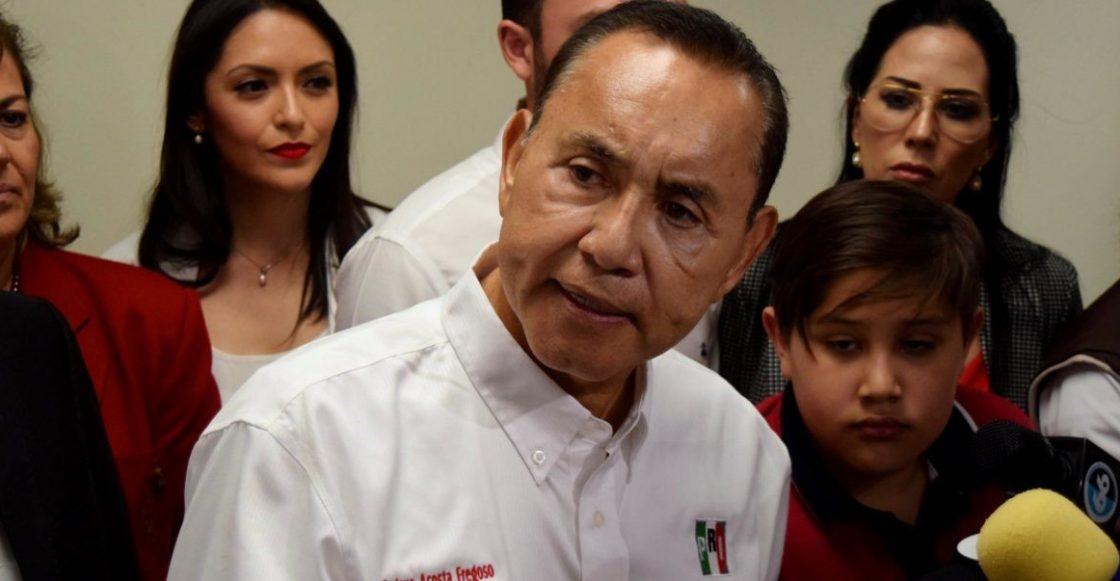 ¡Órale! Candidato del PRI en Baja California propone un implante para combatir adicciones