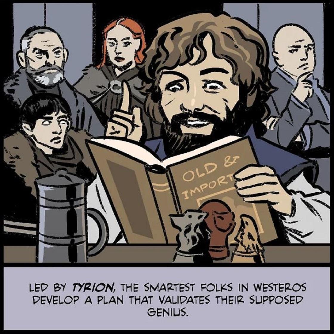Game of Thrones - Ilustraciones