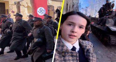 Eva Stories: La polémica forma de contar el Holocausto en Instagram