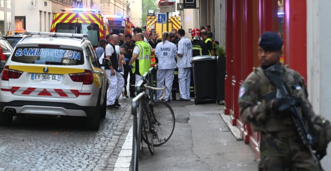 Fuerte explosión en Francia deja al menos 13 heridos