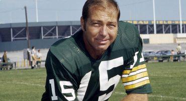 Día triste en la NFL: Murió Bart Starr, leyenda de los Green Bay Packers