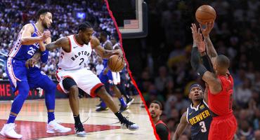 Ya se armaron las Finales de Conferencia de la NBA