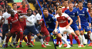 Liverpool-Tottenham en Champions; Chelsea-Arsenal en Europa League: El monopolio de la Premier