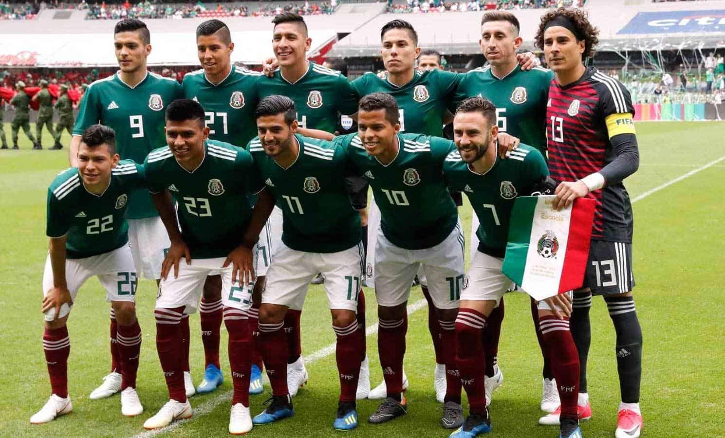 Giovani Dos Santos entrena con la Selección Mexicana sin ser convocado