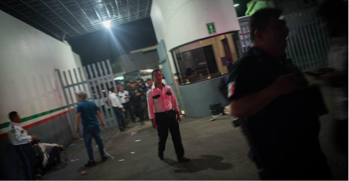 ¡Va de nuevo! Al menos 40 migrantes escaparon de estación migratoria en Chiapas