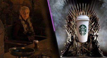 ¿Un cafecito? Esto es lo que ganó Starbucks por el 'error' de 'Game of Thrones'