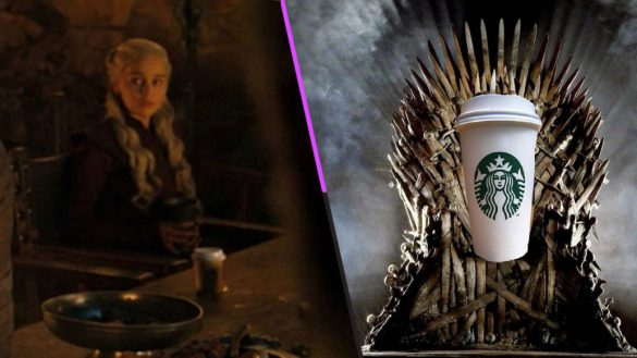 Starbucks ganó miles de millones por el 'error' de 'Game of Thrones'