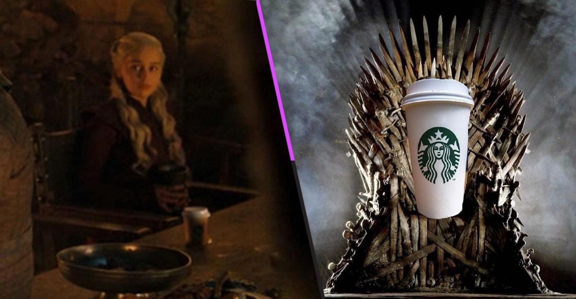 Starbucks ganó miles de millones por el 'error' de 'Game of Thrones'
