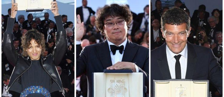 Antonio Banderas, 'Parasite y más: ¡Estos son los ganadores del Festival de Cannes!
