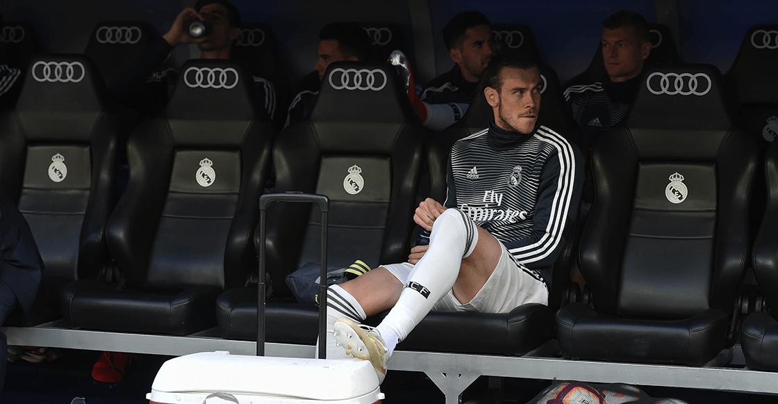 Bale le declara la guerra al Madrid: