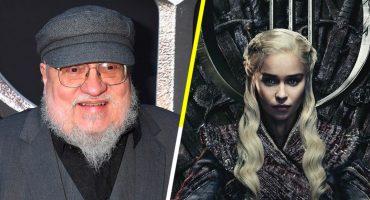 George R.R. Martin nos recuerda que aún hay spin-offs de 'Game of Thrones' en desarrollo