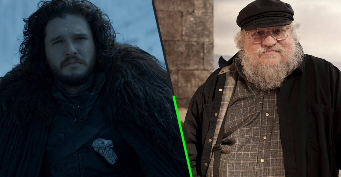 ¿Decepcionado? Esta fue la reacción de George R.R. Martin al final de Game of Thrones