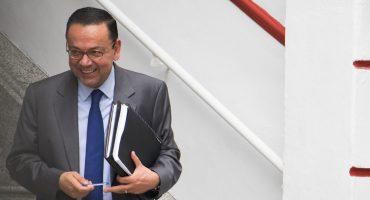 Después de la renuncia al IMSS, Germán Martínez regresa al Senado