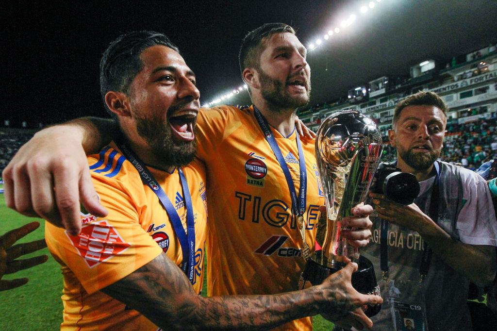 Gignac aseguró que se retirará con Tigres a menos que ya no lo necesiten
