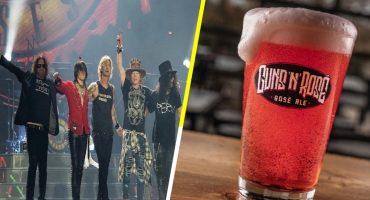 'Guns 'N' Rosé' NO es la cerveza de Guns N' Roses, ya hay demanda🍺