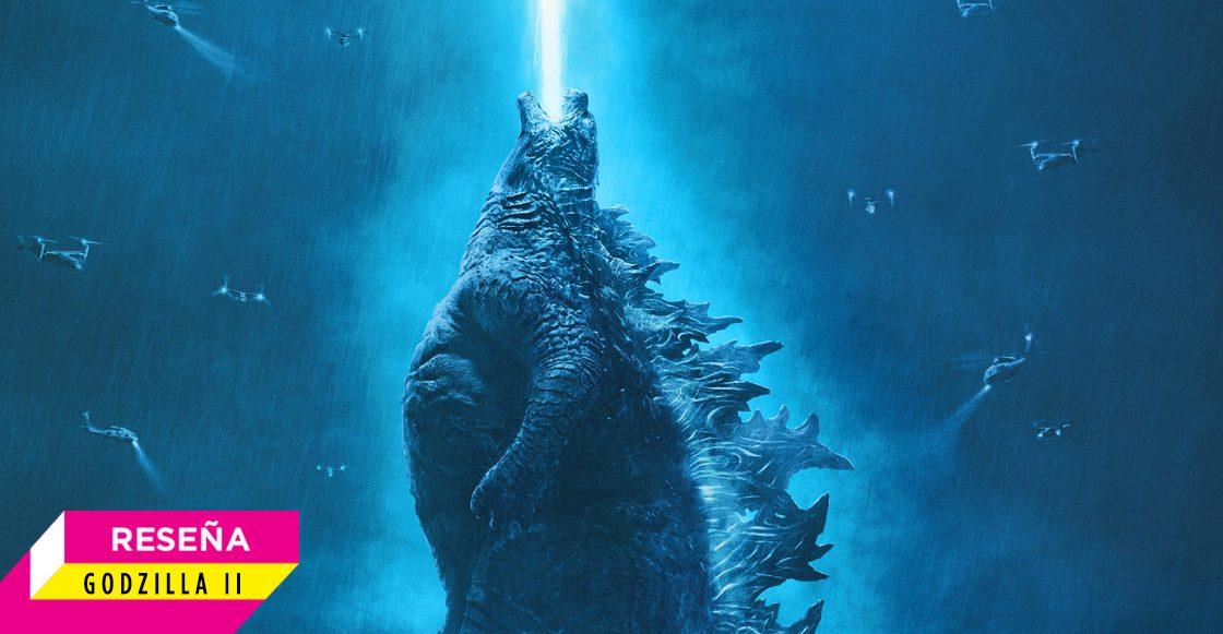'Godzilla: King of the Monsters', un espectáculo visual que (mal)humaniza a sus monstruos