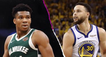 Warriors y Bucks, los primeros invitados a las Finales de Conferencia de la NBA