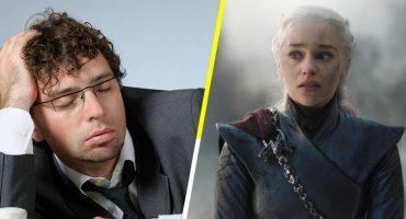 Según esta encuesta, el final de 'Game of Thrones' acabará con la productividad laboral