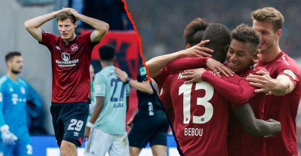 Hannover 96 y Nurnberg se despiden de la Bundesliga tras firmar su descenso