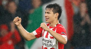 'Chucky' Lozano promete a México más logros y ser el mejor jugador del mundo