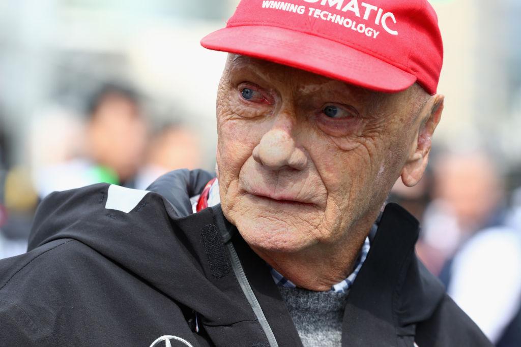 Así será el homenaje que le harán a Niki Lauda, leyenda de la Fórmula 1