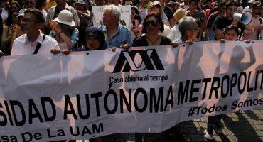 Después de 91 días de paro, acuerdan levantar huelga de la UAM