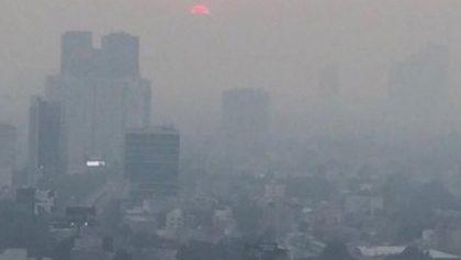 ¿Por qué la Ciudad de México se llenó de humo en los últimos días?