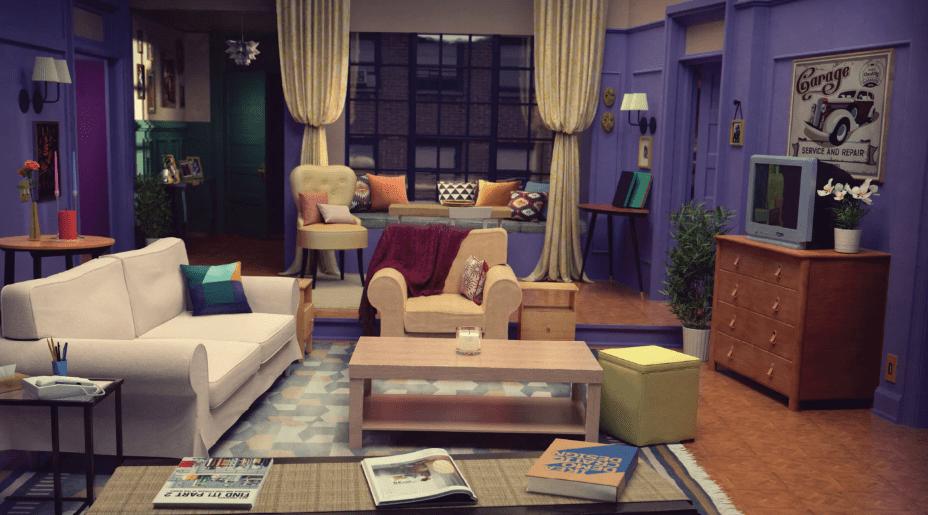 Ikea lanza a la venta muebles para salas inspiradas en Los Simpsons, Friends y Stranger Things