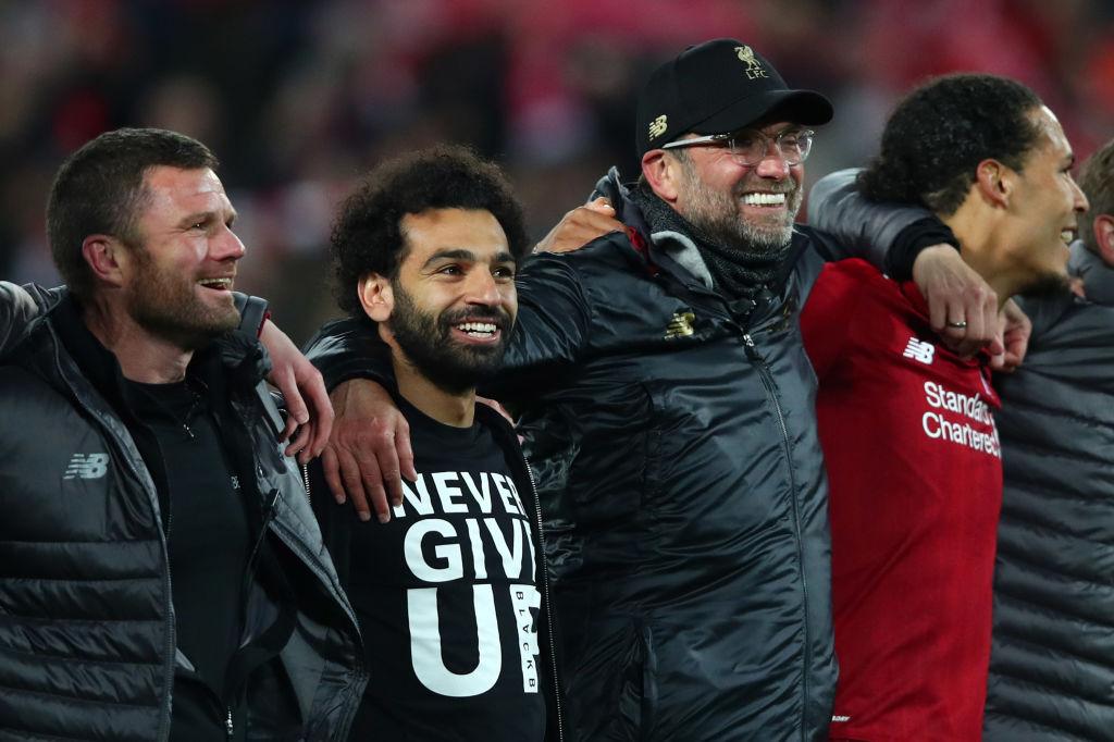En imágenes: Así festejó el Liverpool y sus fans su pase a la Final de la Champions League