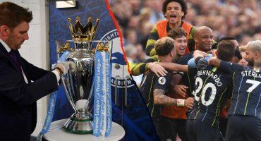 En imágenes: Así festejó Pep Guardiola y su Manchester City el título de Premier League
