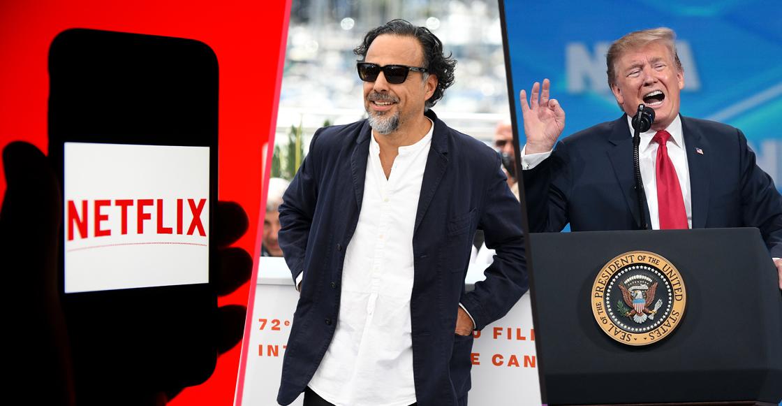 'Ignorancia y manipulación': Iñárritu habla sobre Trump y Netflix en Cannes 2019