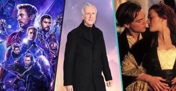 Los Avengers hundieron mi Titanic: James Cameron felicita a Marvel por 'Endgame'