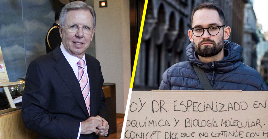 ¿Por qué esta foto le causó burlas y críticas a Joaquín López-Dóriga?