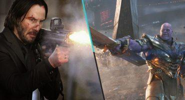 'John Wick: Parabellum' supera a 'Avengers: Endgame' en su primer fin de semana 🤯