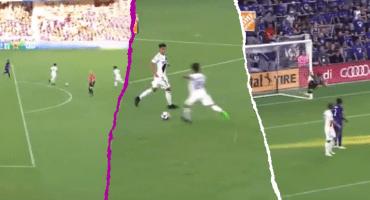 El golazo de Jonathan Dos Santos en el triunfo del Galaxy sobre Orlando