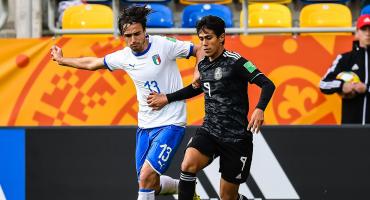 Visor del PSV hizo apuntes sobre el mexicano José Juan Macías en el Mundial Sub 20