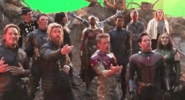 ¡Josh Brolin grabó este video de 'Endgame' y hasta ahora pudimos verlo!