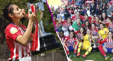 Kenti Robles supera a Hugo Sánchez como la mexicana con más títulos de liga en España
