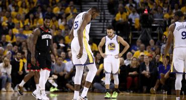 Kevin Durant se pierde los juegos 3 y 4 contra los Blazers en la Final del Oeste