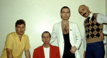 ¡A 讀! King Crimson llega con toda su discografía a Apple Music