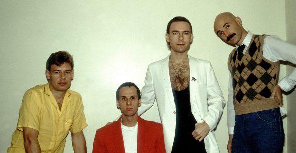 ¡A 🥚! King Crimson llega con toda su discografía a Apple Music